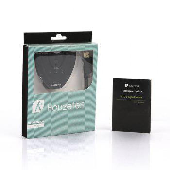 Houzetek HDMI Pigtail Switch - BLACK