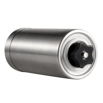 zanmini WFCG8008 Stainless Steel Coffee Grinder - SILVER