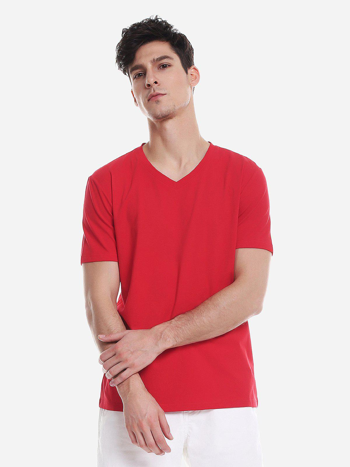 T-shirt - Rouge 2XL