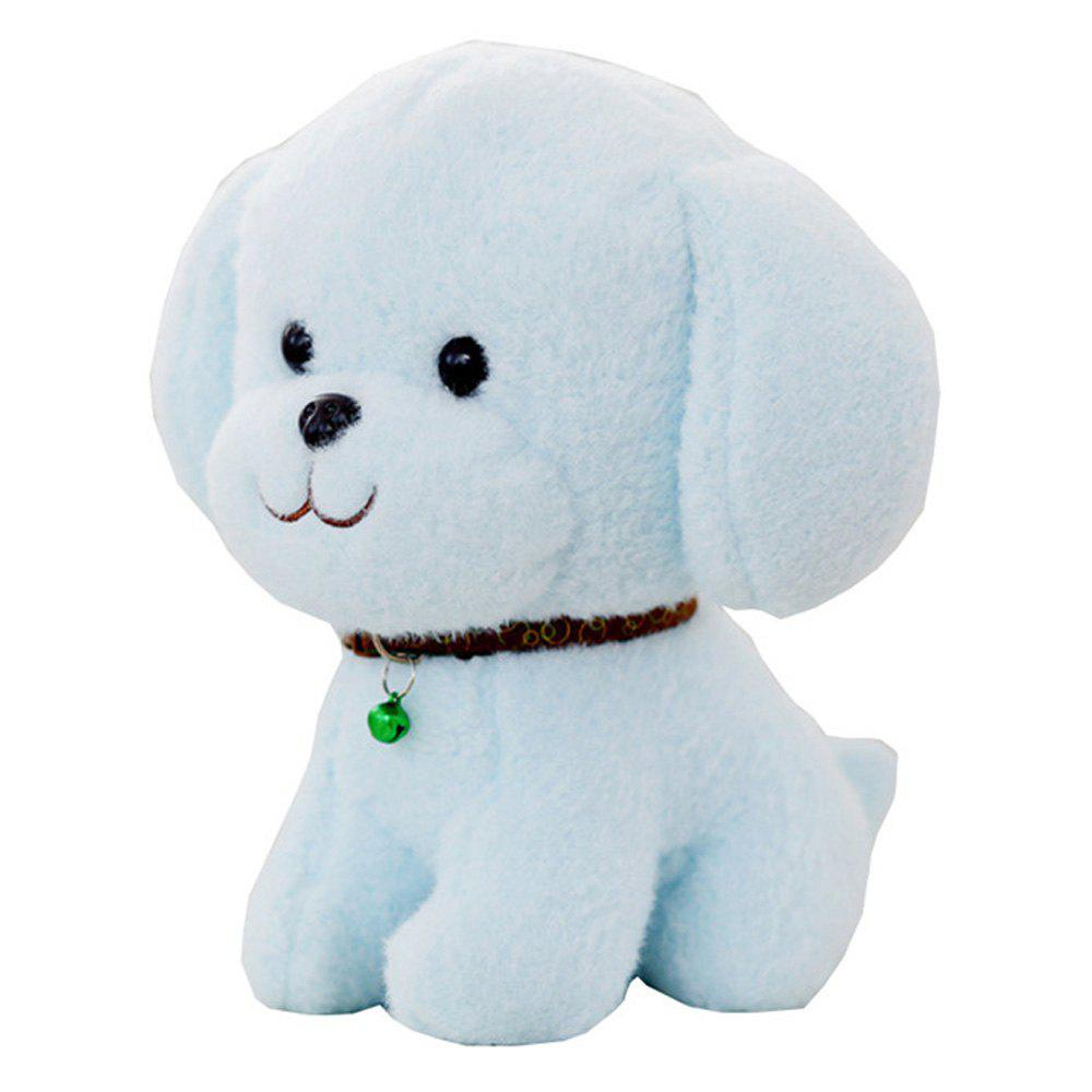 25cm Cute Dog Plush Doll Toy - BLUE