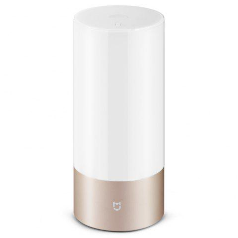 Mijia MJCTD01YL Bedside Lamp Night Light with OSRAM LED RGBW Touch Bluetooth Control WiFi Connection ( Update Version ) - GOLD EU PLUG