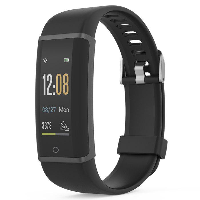 Lenovo HX03F Smart Watch Bluetooth 4.2 Heart Rate Monitor Support iOS and Android - BLACK