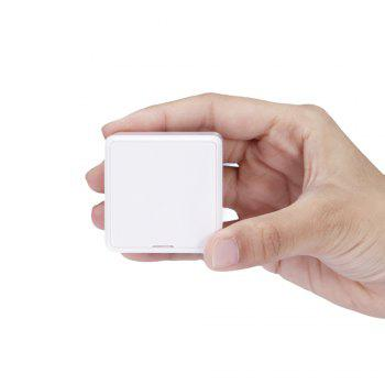 AQara Cube Smart Home Controller 6 Actions Operation for Smart Home Device - WHITE