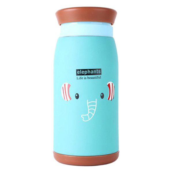 Creative Cute Cartoon Stainless Steel Children Thermos Cup - CELESTE 350ML