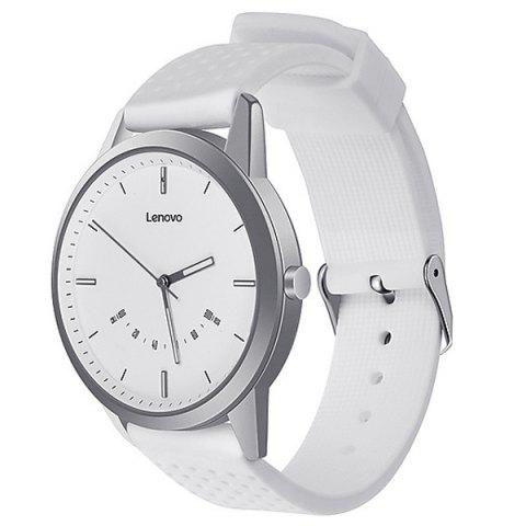 Lenovo Watch 9 Bluetooth Smartwatch Fitness Tracker Support iOS and Android - WHITE