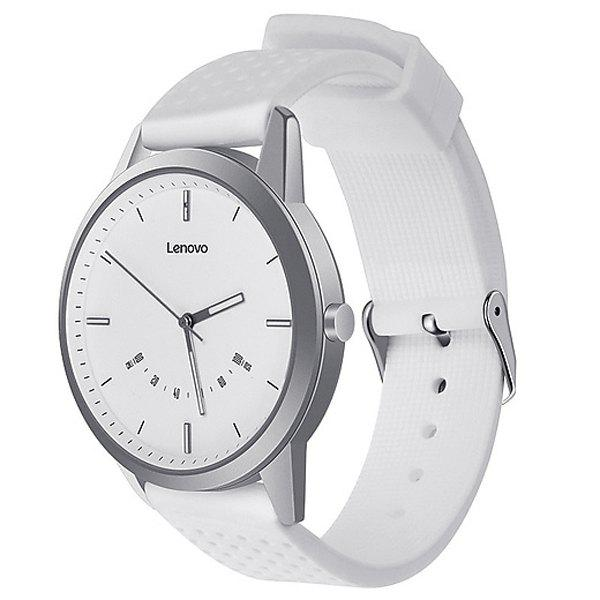 Lenovo Watch 9 Bluetooth 5.0 Smartwatch Fitness Tracker Support iOS and Android - WHITE