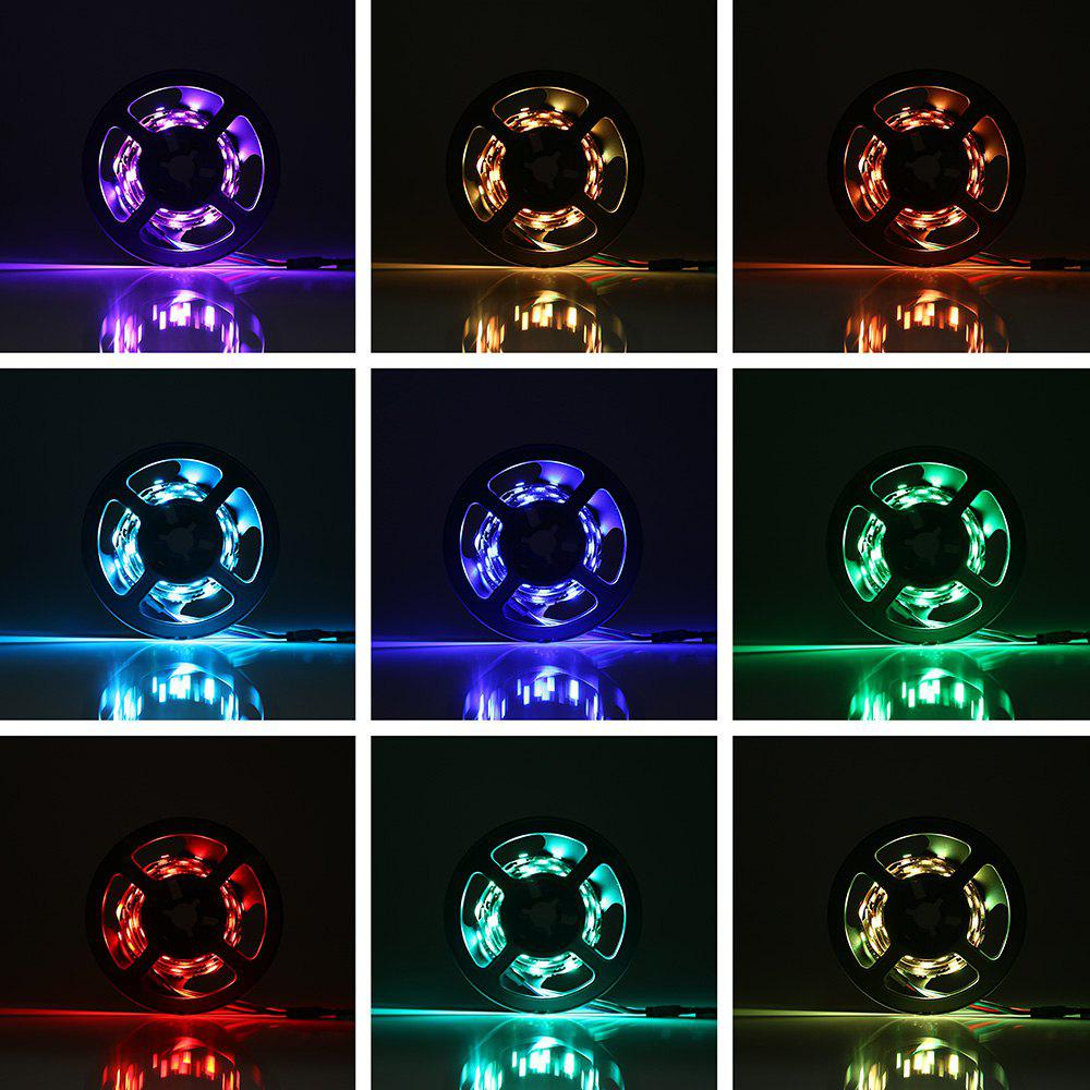 KWB 5V TV Bias Light Waterproof USB LED Strip Light 1PC - multicolor