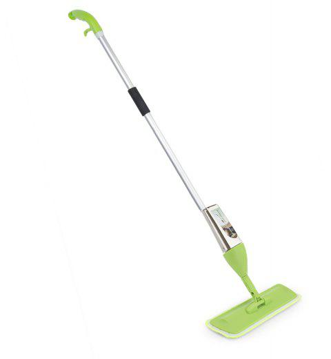 Multifunctional Cleaning Water Spray Mop - YELLOW GREEN
