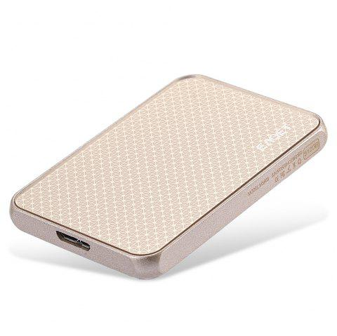 EAGET MS608 USB3.0 Solid State Drive SSD 512GB - GOLD