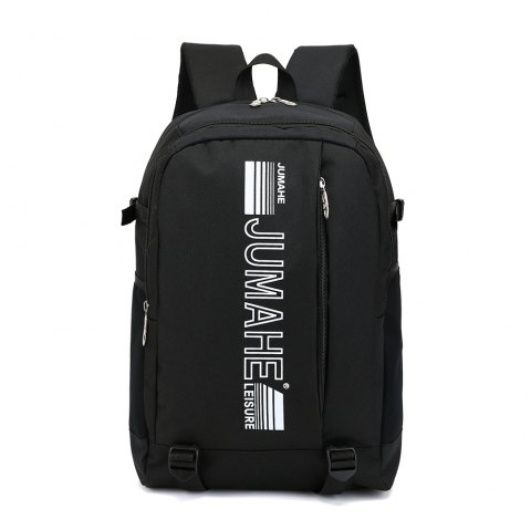 Outdoor Sports Fashion Climbing Backpack - BLACK