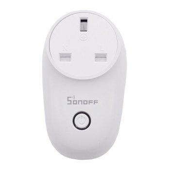 SONOFF S26 WiFi Smart Plug Socket for Home Safety