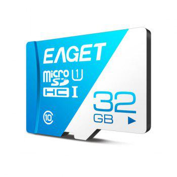 EAGET T1 Class 10 80MB/s TF Card 32GB