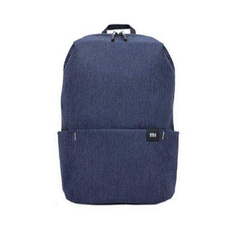 Xiaomi Solid Color Lightweight Water-resistant Backpack - LAPIS BLUE