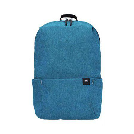 Xiaomi Solid Color Lightweight Water-resistant Backpack - GLACIAL BLUE ICE