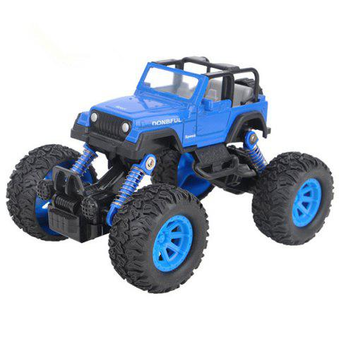 Off-road Rock Vehicle Crawler Truck Toy for Children - BLUE