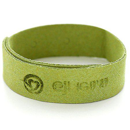 Magic-Things Natural Mosquito Repellent Bracelet with Citronella - KHAKI