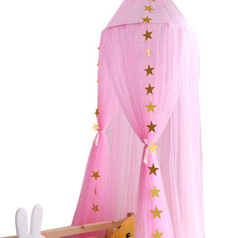 Dreamlike Champion Dome Mosquito Net for Children - FLAMINGO PINK