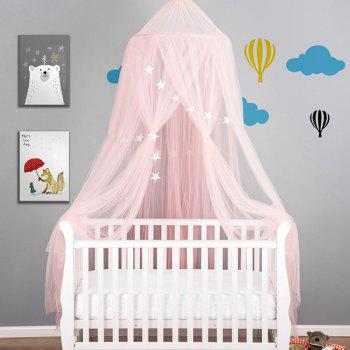 Dreamlike Champion Dome Mosquito Net for Children - PIG PINK