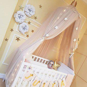 Dreamlike Champion Dome Mosquito Net for Children - LIGHT KHAKI