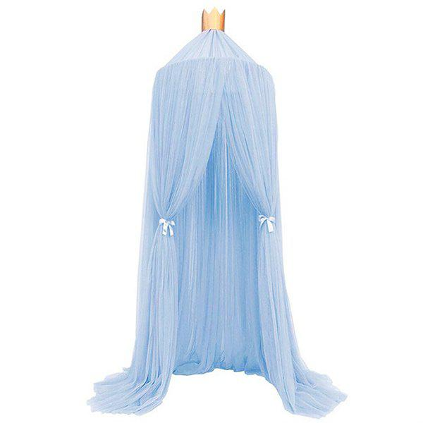 Dreamlike Champion Dome Mosquito Net for Children - LIGHT BLUE