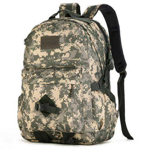 Wear-resistant Climbing Outdoor Men Backpack - ACU CAMOUFLAGE