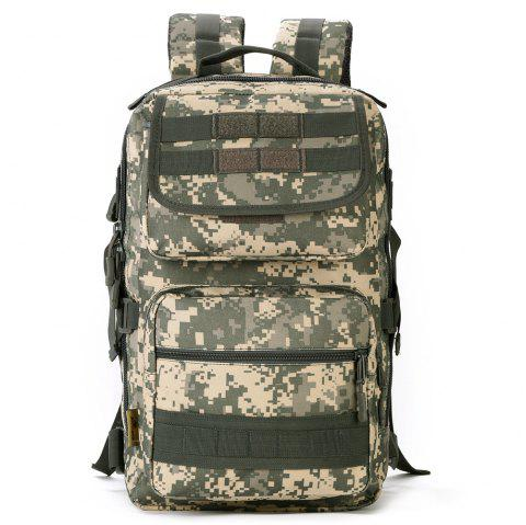 Stylish Durable Outdoor Men Backpack - ACU CAMOUFLAGE