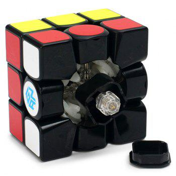 GAN 356 Air Puzzle Smooth 3 x 3 x 3 Magic Cube for Competition - multicolor A