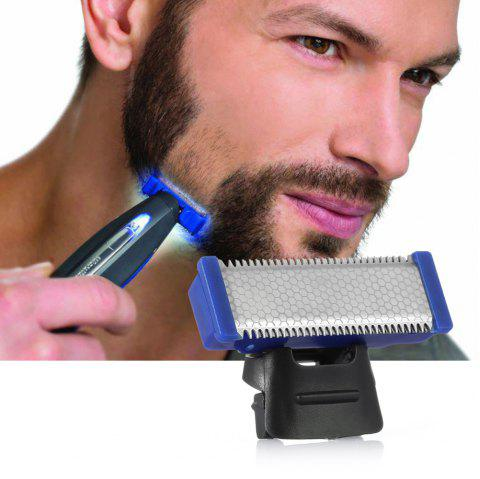Replaceable Shaver Head Accessories for MicroTouch Solo Electric Razor - BLUE