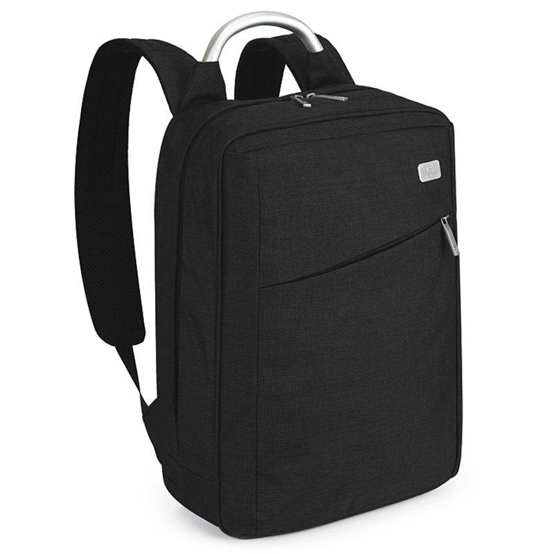 INOXTO 8052 Polyester Backpack - BLACK
