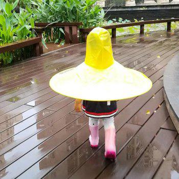 Creative Little Yellow Duck Raincoat Toy Great Gift for Children - YELLOW L