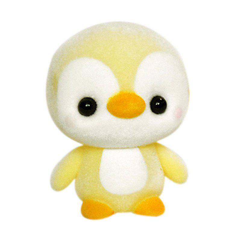 Cute Plush Animal Chicken Toys - SUN YELLOW