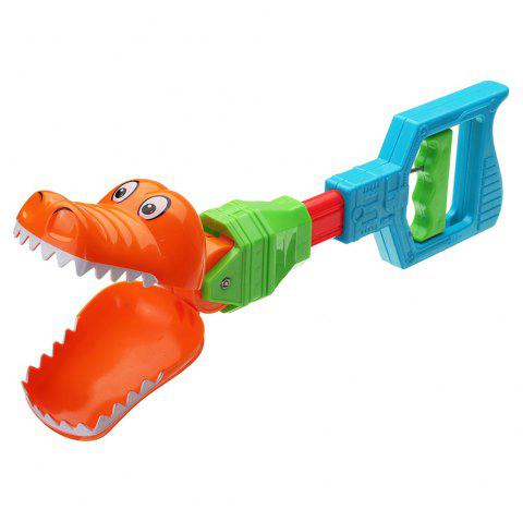 Creative Retractable Tricky Toy Mechanical Arm for Children - multicolor