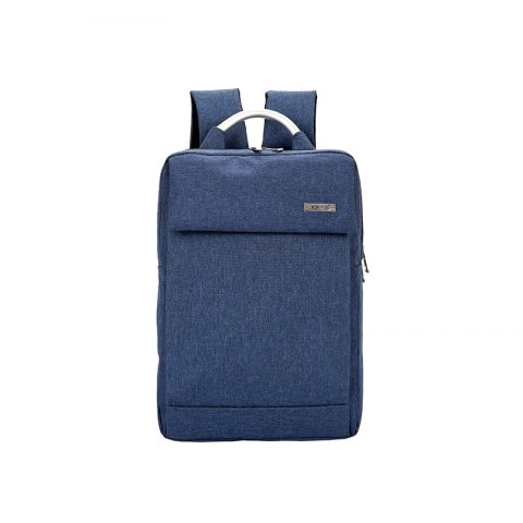 Creative Backpack Fashion Computer Bag - BLUE JAY