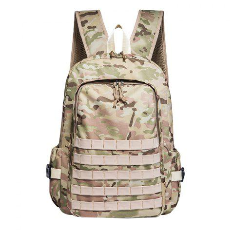 DC.meilun Outdoor Oxford Fabric Backpack - DIGITAL DESERT CAMOUFLAGE