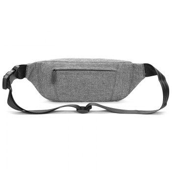 TINYAT T251 Waterproof Waist Bag - GRAY