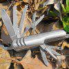 Multifunctional Knife Folding Garden Home EDC Tool - SILVER