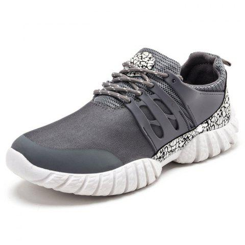 Spring Daily Fashion Casual Shoes for Man - GRAY CLOUD 43