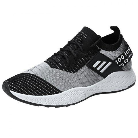 Casual Fashion Non-slip Shoes for Man - GRAY 41