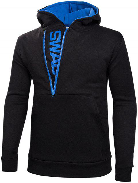 Stylish Casual Comfortable Cotton Slim Hoodie for Men - multicolor A 6XL