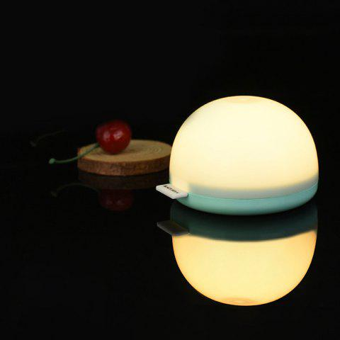 BRELONG Rechargeable Touch Control Night Light - LIGHT BLUE