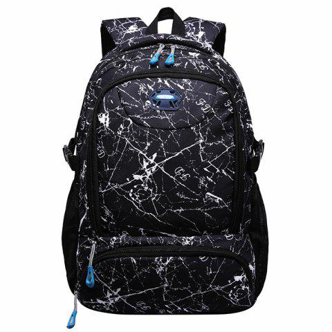Durable Oxford Fabric Man Backpack - 001