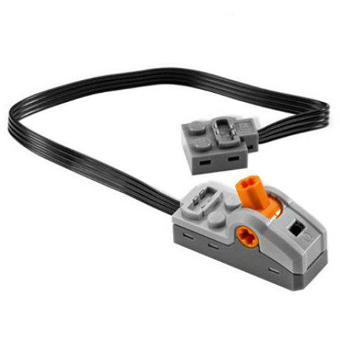 Educational Motor Shape Building Block for Children's Toys - GRAY CLOUD SWITCH