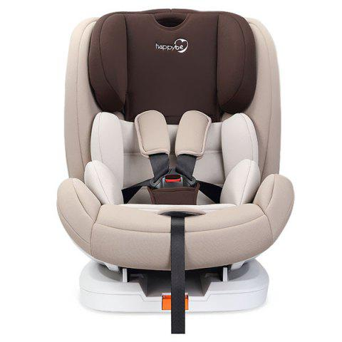 Happybe Comfortable Car Safety Seat for Baby - GRAY
