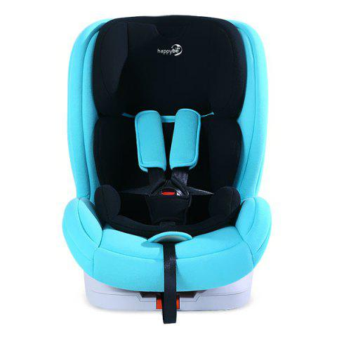 Happybe Comfortable Car Safety Seat for Baby - DEEP SKY BLUE