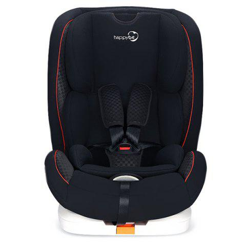 Happybe Comfortable Car Safety Seat for Baby - BLACK