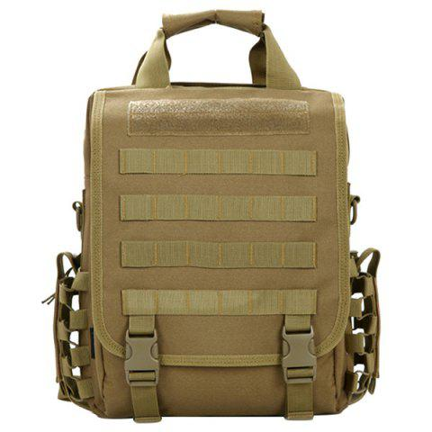 HUWAIJIANFENG Multiple Function Backpack for Outdoor Sports - CAMEL BROWN