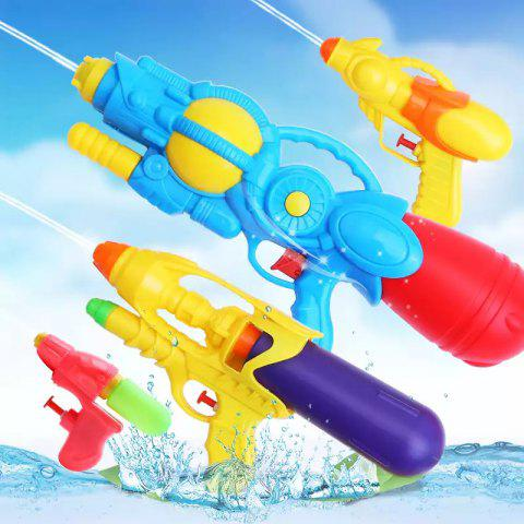 Water Gun Toy 10m Distance Sand Summer Toy for Children - multicolor A