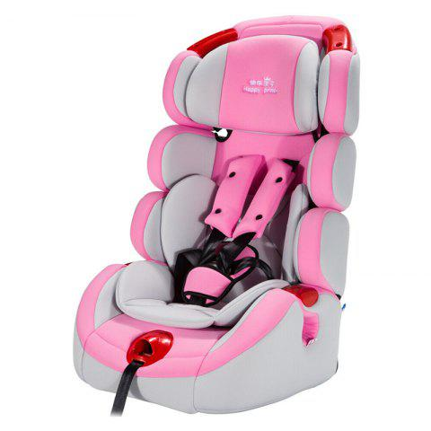 HAPPYPRINCE Portable Baby Safety Car Seat for Infant Chair - HOT PINK