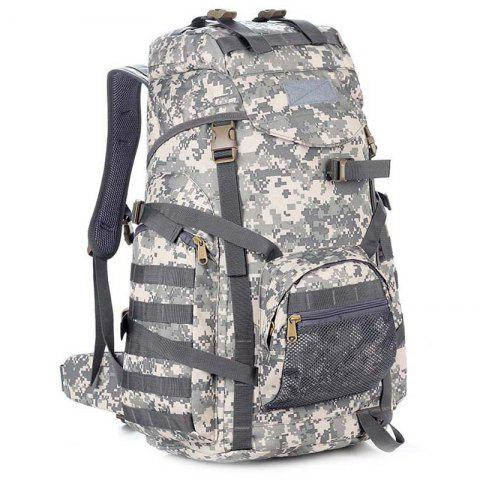 HUWAIJIANFENG Maximum Storage Backpack for Mountaineering - ACU CAMOUFLAGE