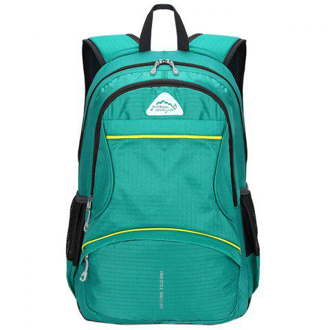 OutdoorLocation 553 Casual Fashion  Backpack for Traveling - SEA TURTLE GREEN